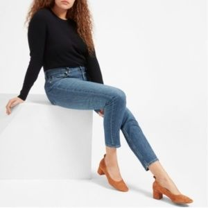 Everlane The High-Rise Skinny Jean - Regular 26